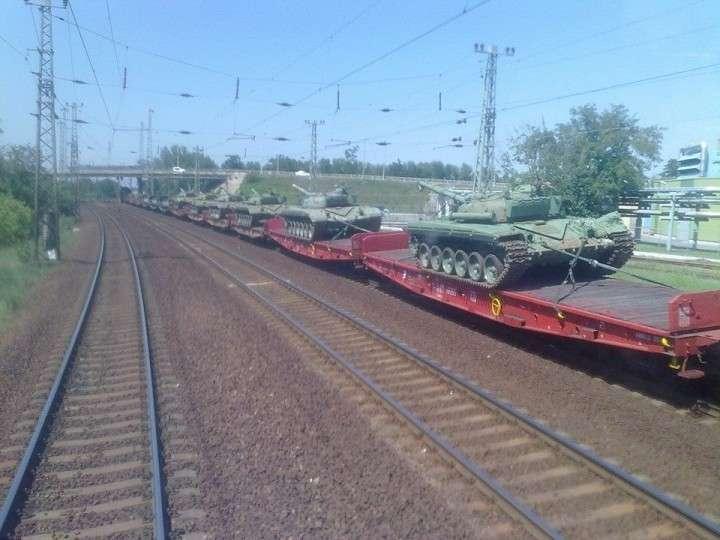 НАТО продает Украине танки Т-72, истребители, боевые вертолеты