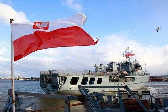 Польша вновь попытается стать военно-морской державой от моря до моря
