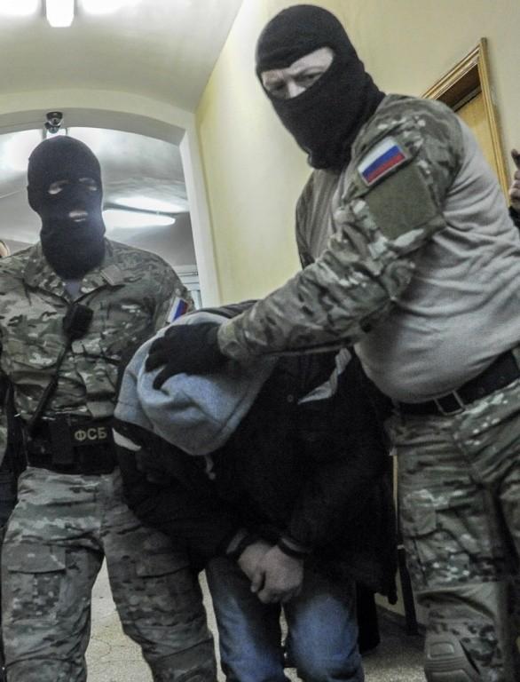 Москва: ФСБ предотвратила теракт метро на станции Тёплый Стан