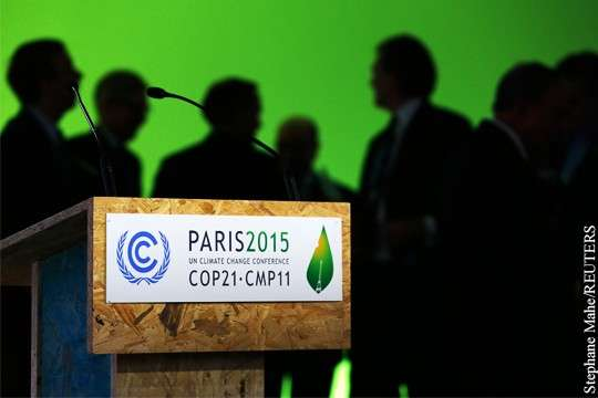 Трамп разорвал Парижское соглашение: экология скрывает глобалисткие политические соображения