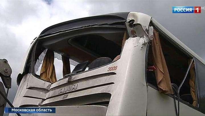 В Московской области произошло серьезное ДТП: большинство пострадавших – дети