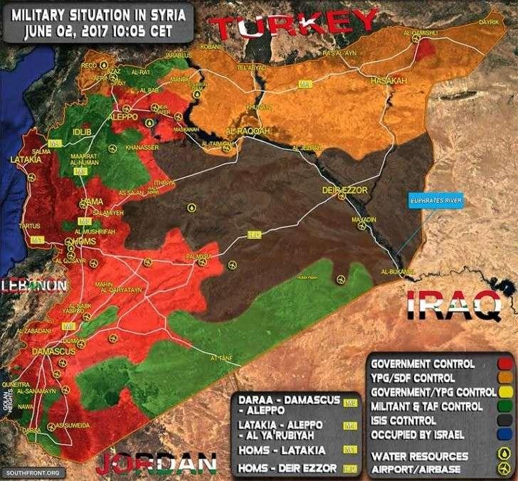 Москва и Пентагон обсуждают Сирию по тайному каналу связи