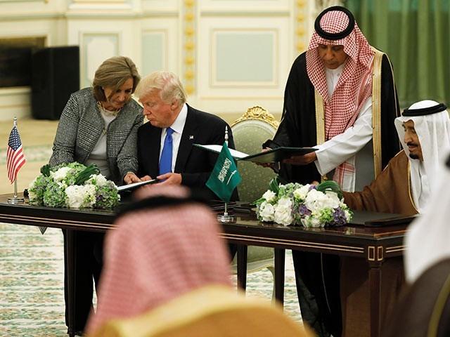 Разоблачены факты громадной прибыли сионистов от американо-саудовской сделки