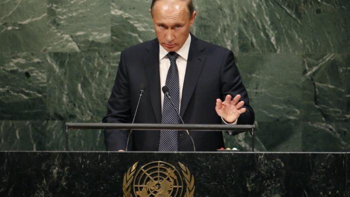 Геополитика: Владимир Путин от Болотной площади до назначения Дональда Трампа