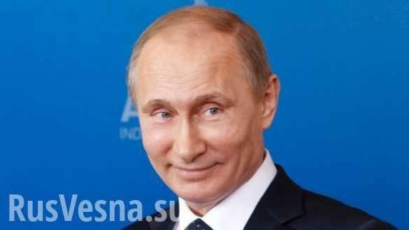 Владимир Путин затроллил демократов США на пять баллов, – New York Post | Русская весна
