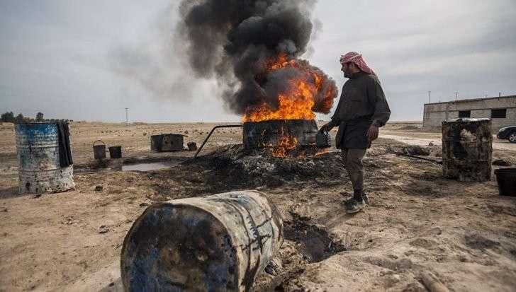 Ракка: гибель 43 человек при ударе коалиции во главе с США