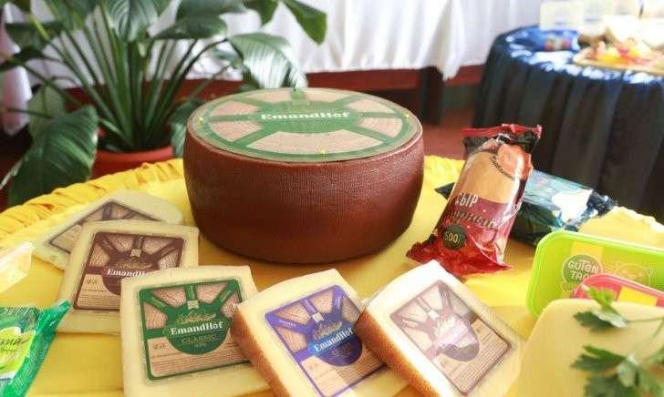 Брянщина вошла в ТОП-5 по производству сыра в России