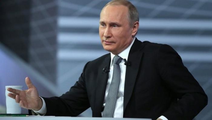 Кремль назвал дату «Прямой линии» с Владимиром Путиным