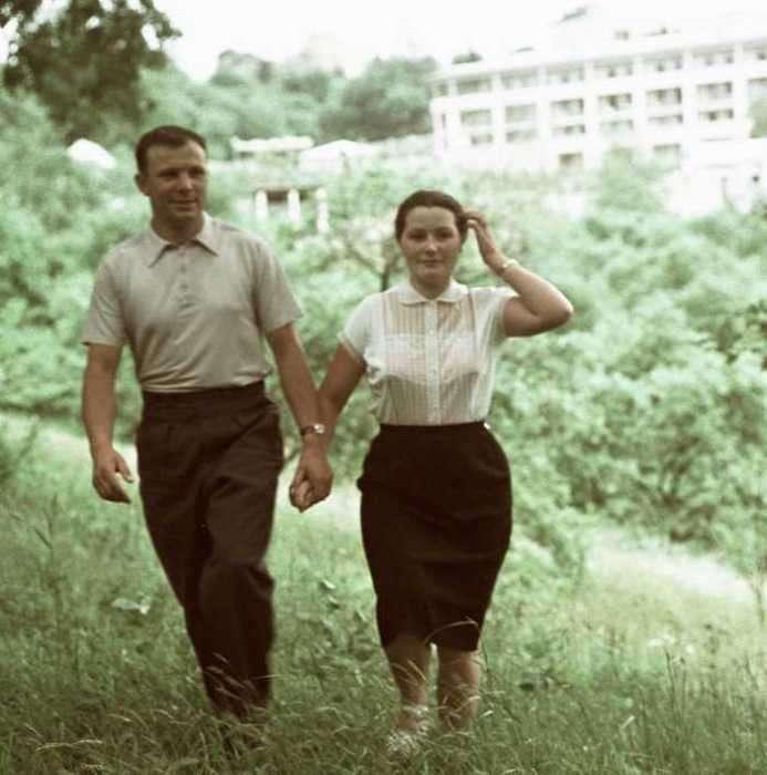 Юрий и Валентина. / Фото: www.ria.ru