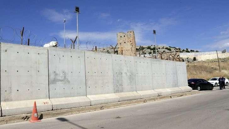 Турция отгораживается стенами от Сирии, Ирана и Ирака