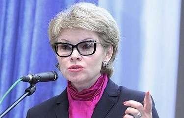 Елена Мазанько