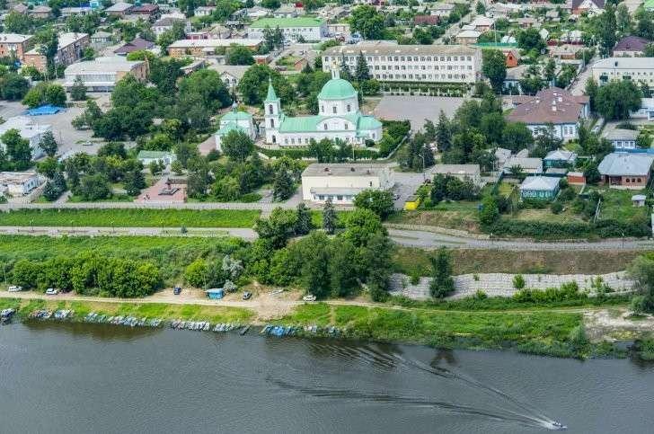 Составлен экологический рейтинг регионов России с марта по май