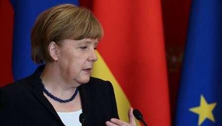 Ангела Меркель высказалась за создание единой экономической зоны от Лиссабона до Владивостока