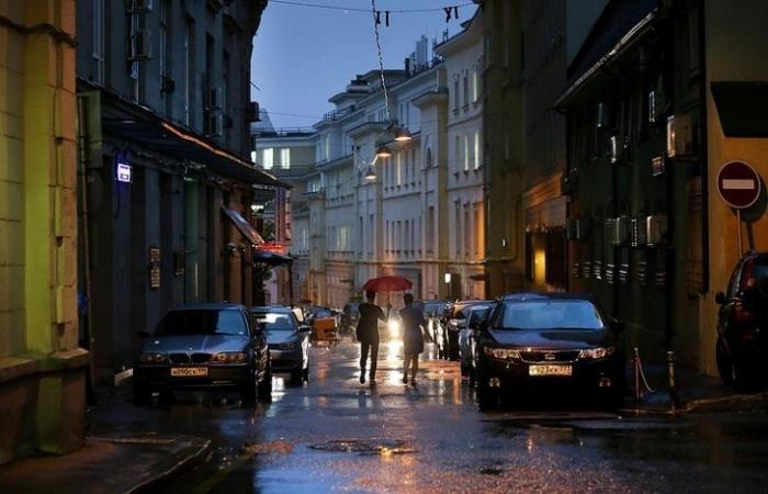 В Москве и области ожидается очень холодная погода