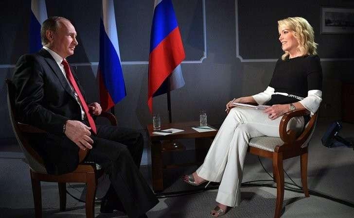 Интервью Путина каналу NBC: Кто замочил Кеннеди? Не те ли, кто нынче интригует против Трампа? (полная стенограмма)