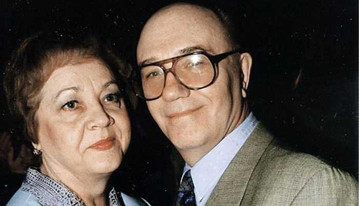Любовь на всю жизнь: Леонид и Нина Куравлёвы. «Моя душа упала к ее ногам»