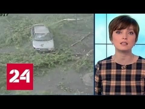 Россия: дождь с градом и ветром обрушатся на Центральный округ РФ