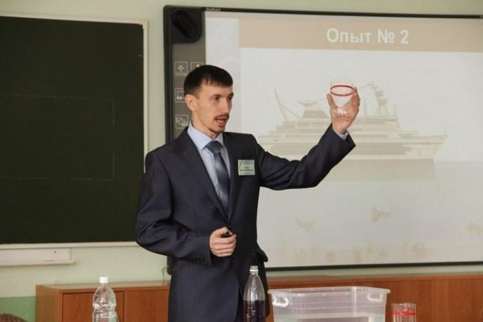 Как педагог из Донбасса стал лучшим учителем Кузбасса
