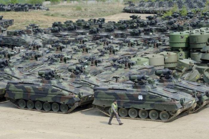 Германия выведет войска с турецкой авиабазы Инджирлик, DW