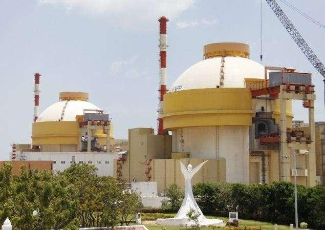 Подписан договор настроительство 5 и6 энергоблоков АЭС «Куданкулам» вИндии