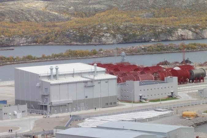 Мурманск: завершено строительство цеха кондиционирования ихранения радиоактивных отходов