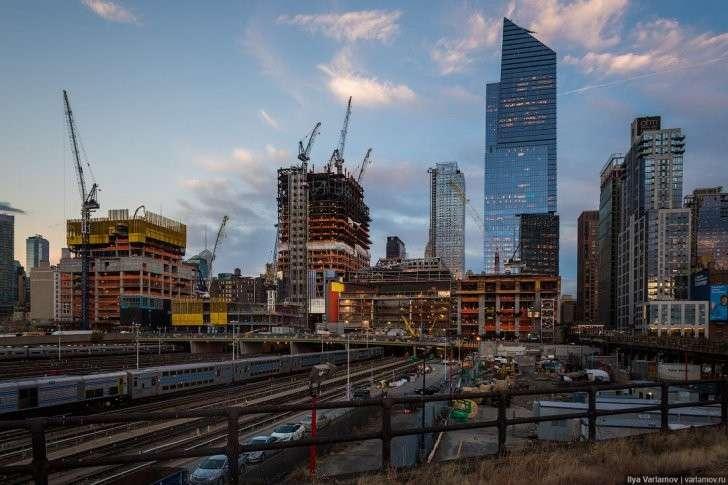 Как в Америке делают гешефт, продавая и перепродавая воздух в городах