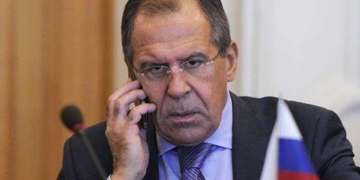 Сергей Лавров провел переговоры с главой МИД Катара