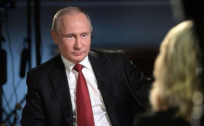Интервью Владимира Путина американскому телеканалу NBC News. Полная версия
