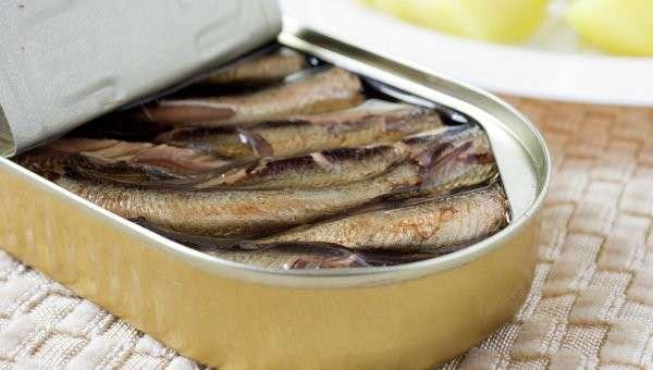 Рыбные консервы. Архивное фото