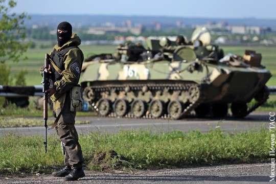 В ЛНР нашли ответ на марш-бросок карательной украинской армии