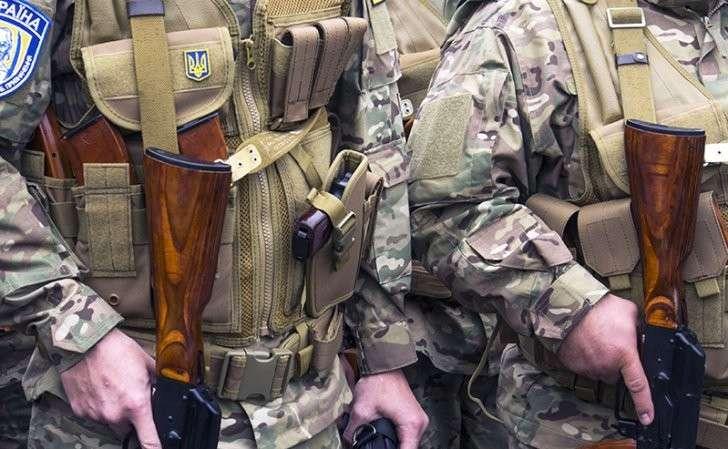 Украинский ВПК: подмоченный порох президента Порошенко