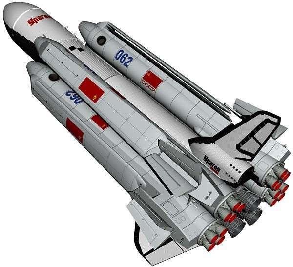 Роскосмос намерен создать сверхтяжёлую ракету-носитель для лунных экспедиций