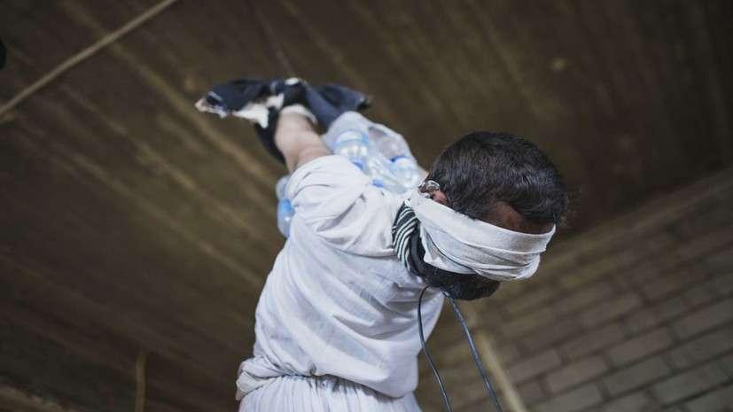 Мосул: американским пособникам предъявлены документальные обвинения в военных преступлениях