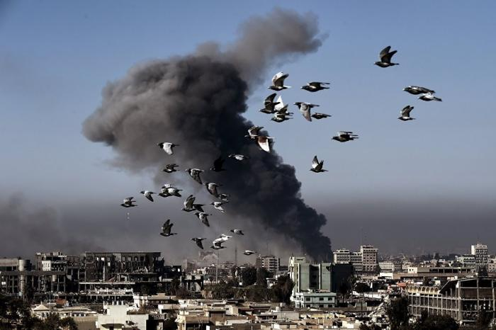 Сирия: коалиция террористов во главе с США нанесла новый удар по правительственным силам