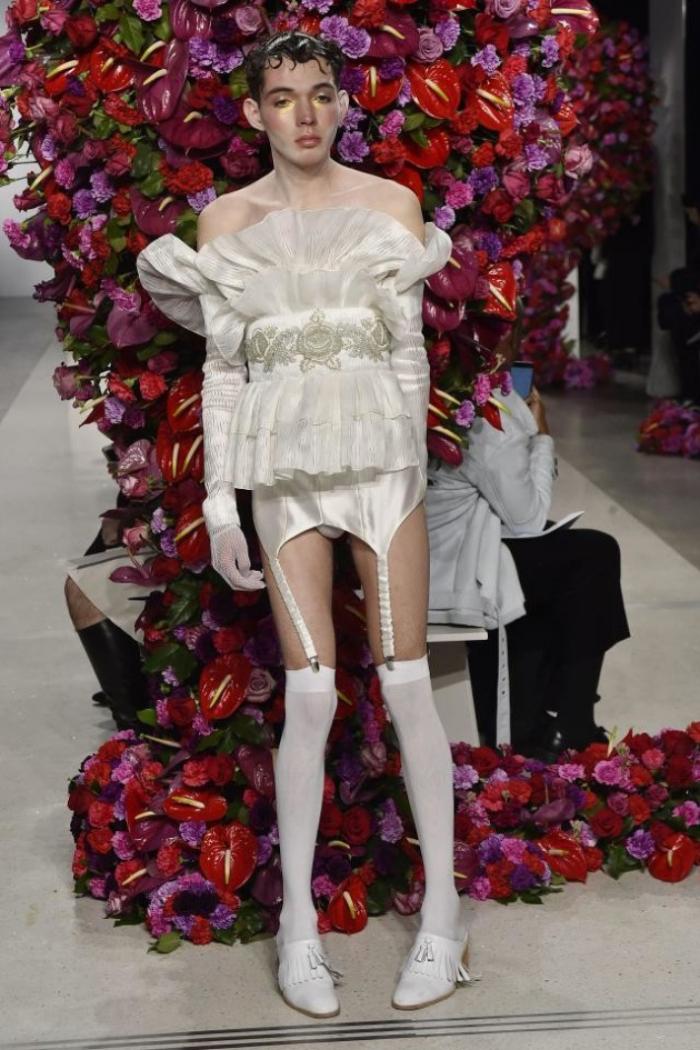 В Нью-Йорке показали специальную моду для педерастов