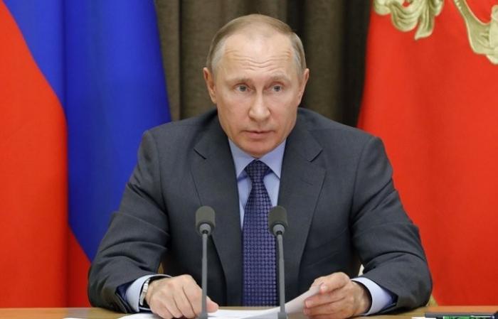Владимир Путин: НАТО постоянно ищет внешнего врага для оправдания своего существования