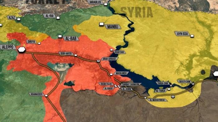 Сирия: правительственная армия зачищает остатки ИГИЛ в Алеппо, Дейр эз Зор держится