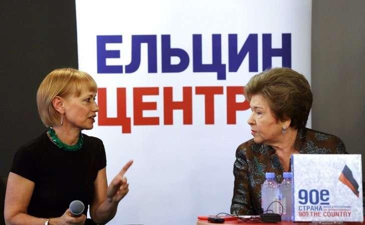 Россию толкают в «святые» 1990-е