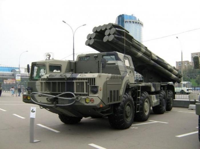 «Мотовилихинские заводы» отгрузили армии РСЗО «Смерч»