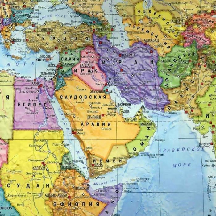 Бойкот Катара: Вот теперь всё становится на свои места