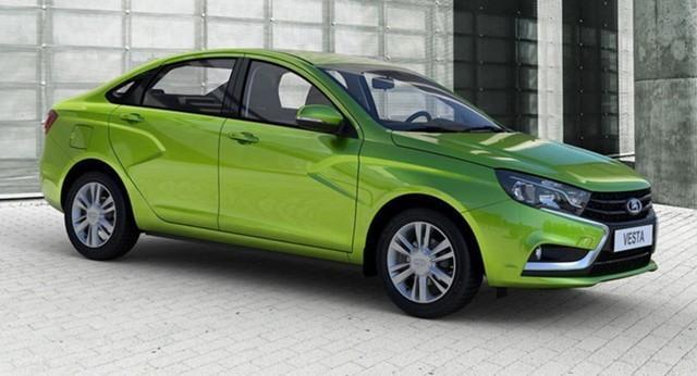 «АвтоВАЗ» начал производство двухтопливной версии LADA Vesta