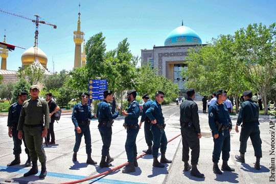 Теракт в Тегеране «ответка» Саудовской Аравии за поддержку Катара