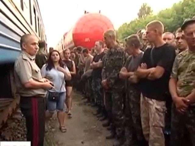 Украинские военные не хотят домой из России