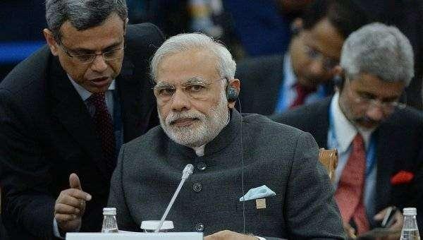 Индия и Пакистан заявили о вступлении в ШОС