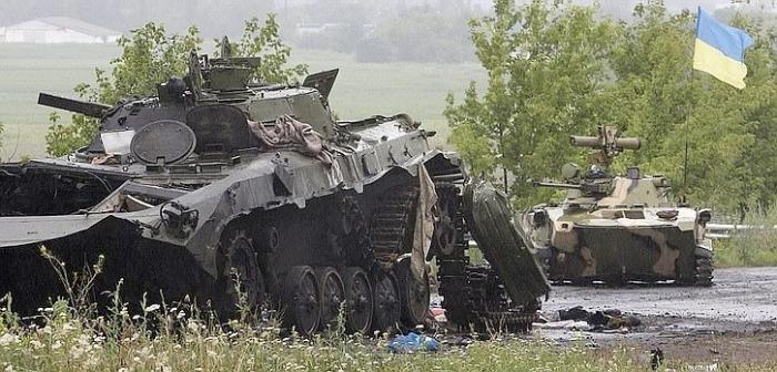 Донбасс: укробандеровская карательная армия понесла колоссальные потери