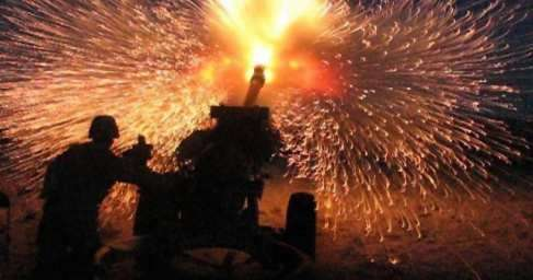 Бои в ЛНР: «Призраки» не отдали ни метра своей земли!