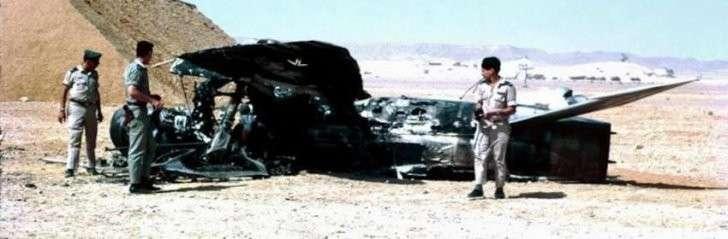 Террористический Израиль хотел применить ядерное оружие против Египта в 1967 году