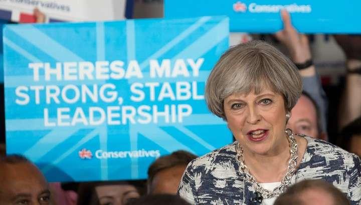 Британцы сегодня выбирают парламент