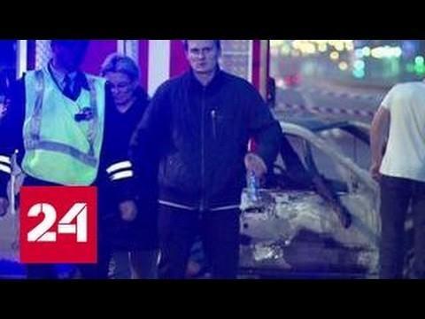 Мажора на «Феррари» устроившего ДТП на Минском шоссе ищет не только полиция