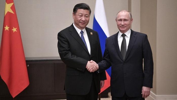 Саммит ШОС в Астане: о чём успели поговорить Владимир Путин и председатель КНР Си Цзиньпин